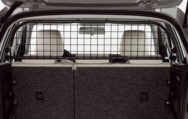 Original Volkswagen Trenngitter Gepäckraumschutz VW Polo V 5 NEU