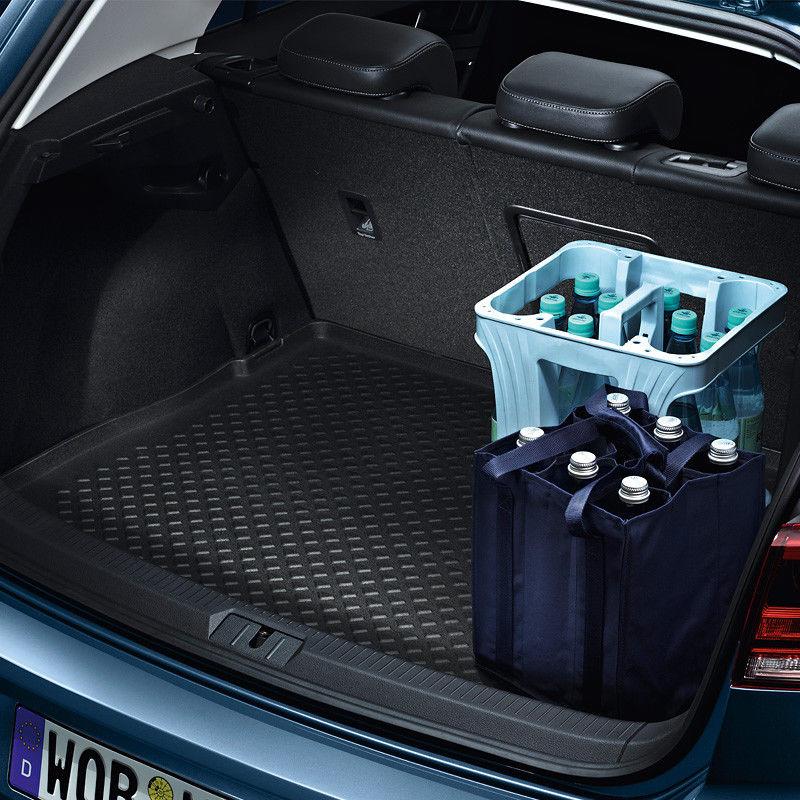 Gepäckraumeinlage Golf VII, schützt vor Schmutz und Nässe, exakt zugeschnitten
