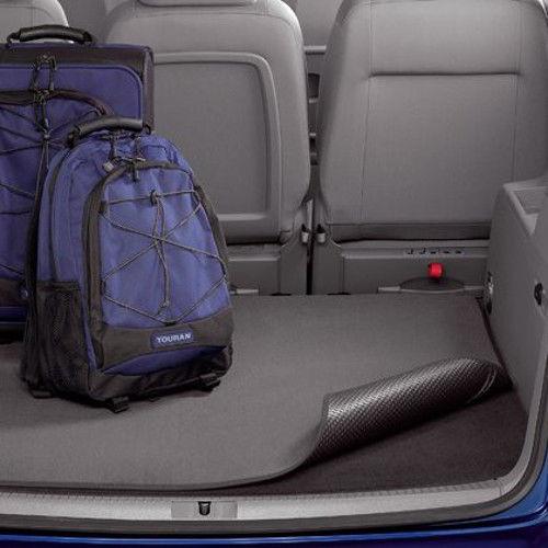 Original Volkswagen Kofferraumeinlage Gepäckraumeinlage Wendematte VW Touran NEU