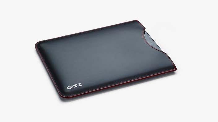 Original Volkswagen iPad 3 Cover GTI schwarz NEU