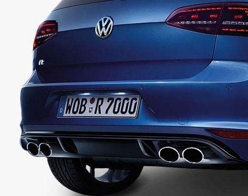 Original Volkswagen Golf VII R LED Heckleuchten Schlussleuchten-Set Golf 7
