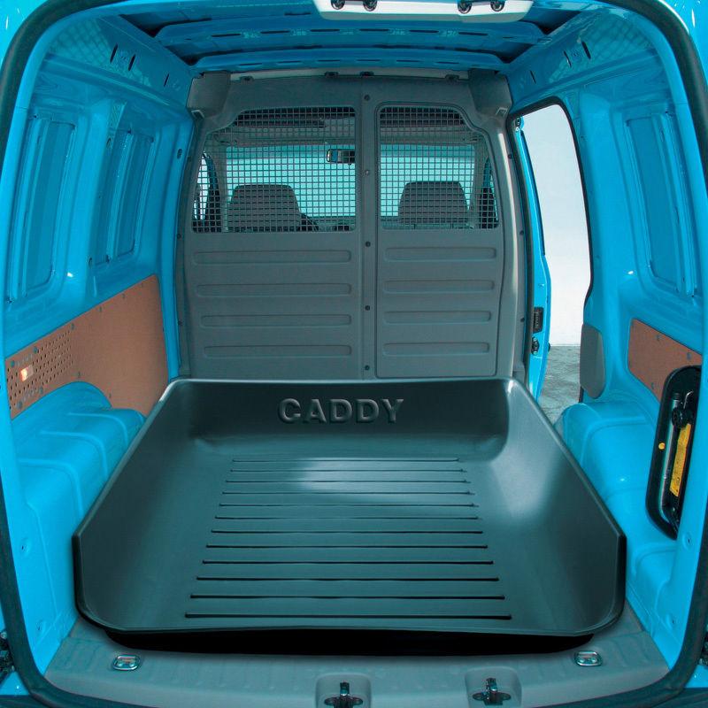 Original Volkswagen Gepäckraumwanne Kofferraumwanne VW Caddy