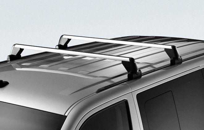 Original Volkswagen Erweiterung Einzel- Grundträger Dachgepäckträger VW T5 NEU