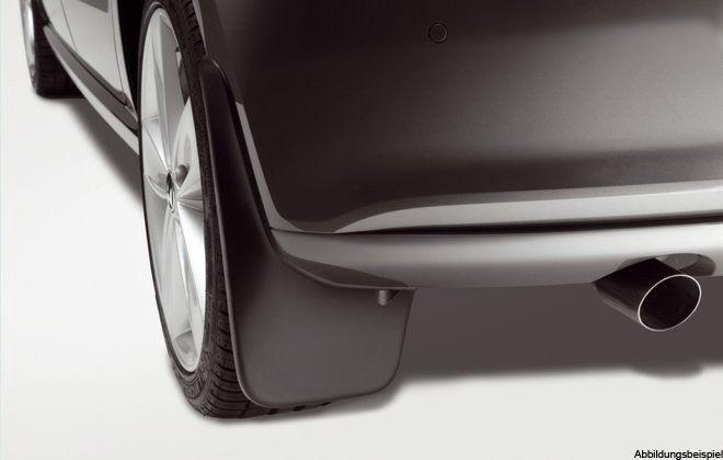 Original Volkswagen Satz Schmutzfänger vorn Polo V 5 NEU