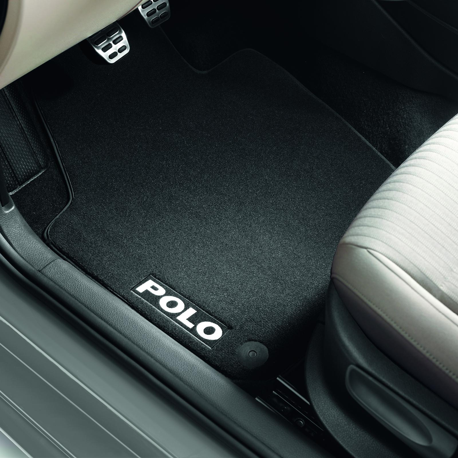 Set Textilmatten Polo
