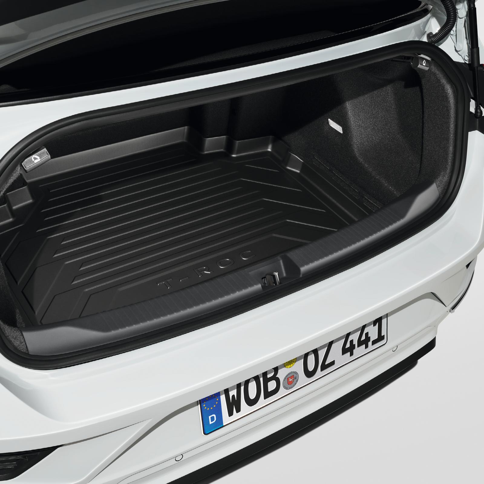Gepäckraumschale für T-Roc Cabrio