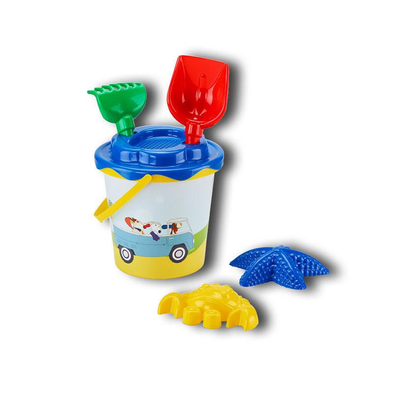 Volkswagen Lifestyle Sandkastenförmchen/ Eimergarnitur im Netz