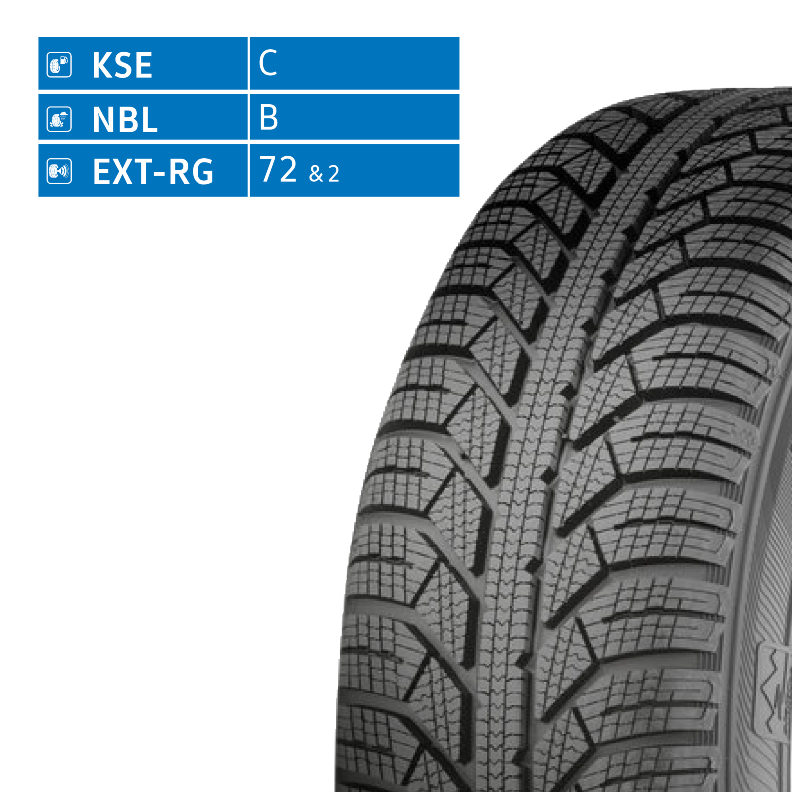 Winterreifen 195/65 R15 95T XL Semperit Master-Grip 2