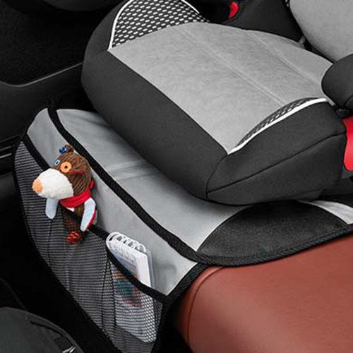 Original Volkswagen Unterlage für Kindersitzsystem für alle VW Fahrzeuge