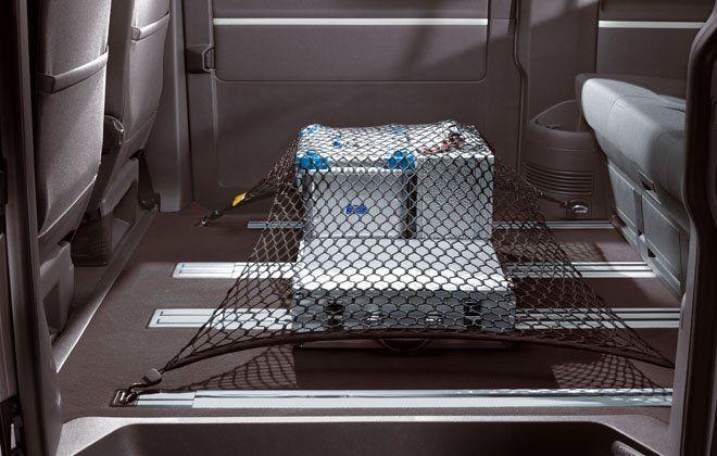 Original Volkswagen Gepäcknetz VW T5 Caravelle, Multivan, Transporter  NEU
