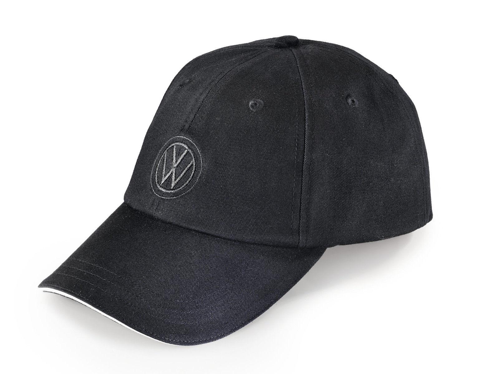 Original Volkswagen Baseballcap Schwarz NEU