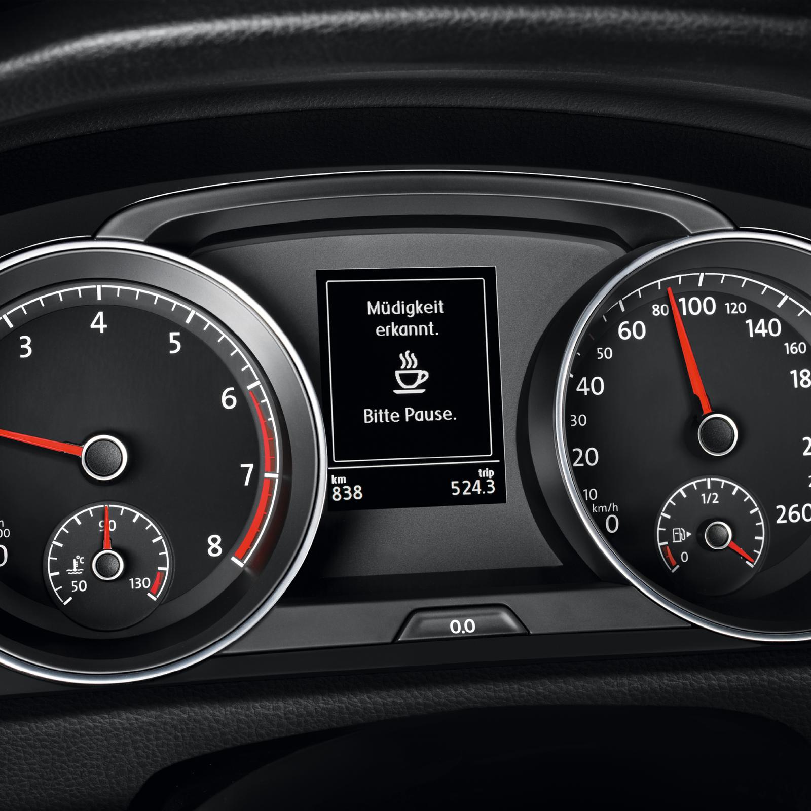 Original Volkswagen Müdigkeitserkennung Funktionserweiterung zum Nachrüsten 5G0054801
