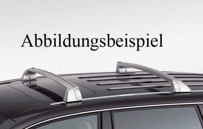 Original Volkswagen Satz Grundträger Dachgepäckträger VW Touareg NEU
