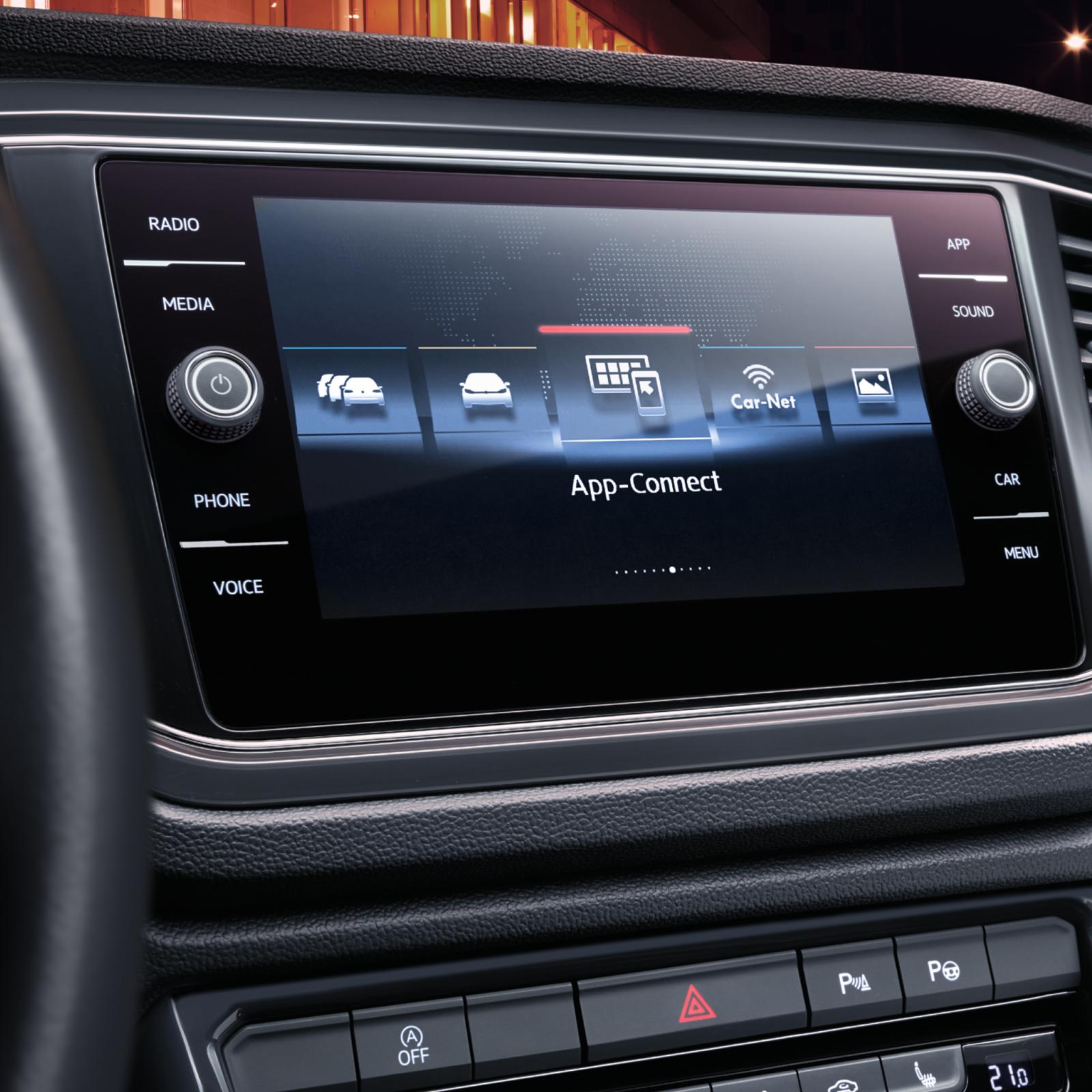 Original VW App-Connect mit MirrorLink  CarPlay  und Android Auto zum Nachrüsten 5G0054830A