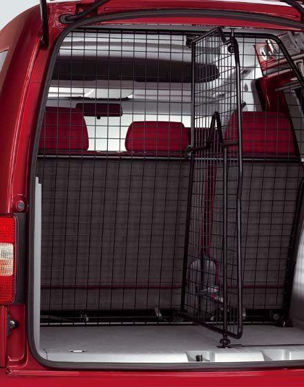 Original Volkswagen Trenngitter (längs) Raumteiler für Trennwand VW Caddy NEU
