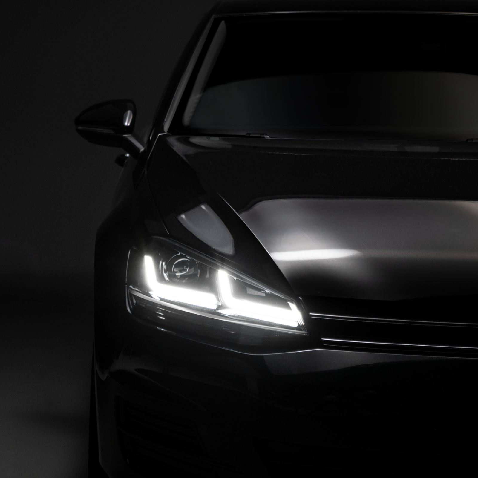 Original VW Golf VII LED-Scheinwerfer Chrom Edition Nachrüstset Osram 5G1052163
