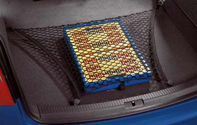 Original Volkswagen Gepäcknetz Transportsicherung VW Touran 5-Türer NEU