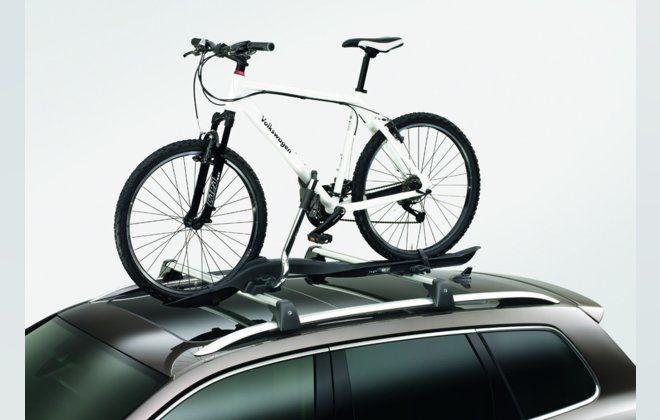 Original Volkswagen Fahrradhalter für Fahrzeugdach NEU-C