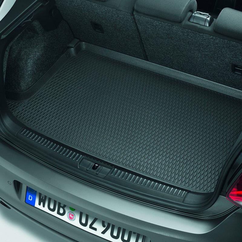 Original Volkswagen Gepäckraumeinlage Kofferraumeinlage flexibel VW Polo (Cross)