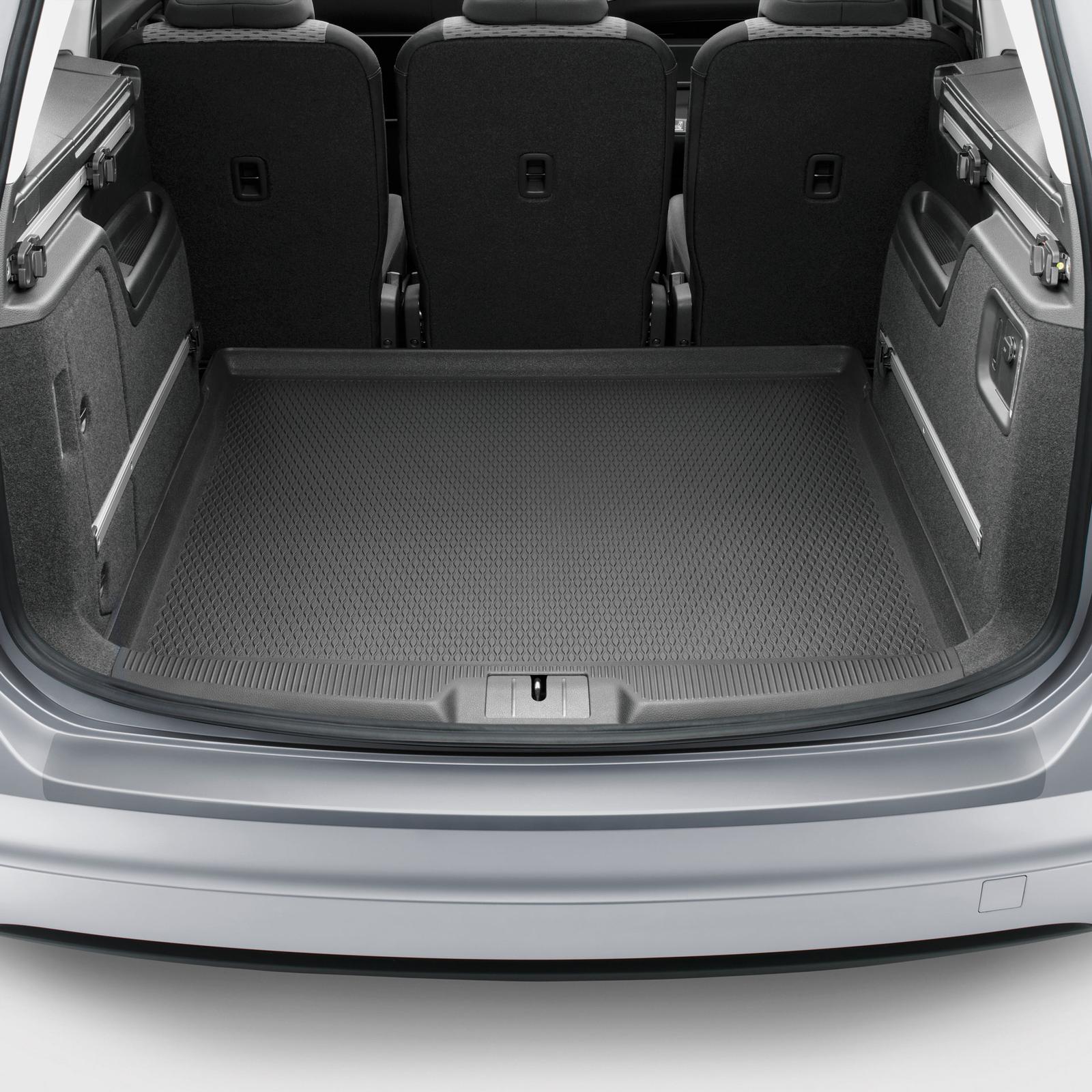 Volkswagen Ladekantenschutzfolie transparent Schutz Folie Sharan 7N 7N0061197A