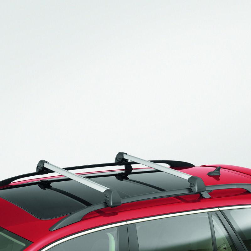 Original Volkswagen Satz Tragstab Dachgepäckträger VW Golf V 5, VI 6 Variant NEU